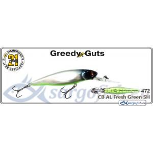 Воблер PONTOON 21 Greedy GUTS MDR 44SP - 472