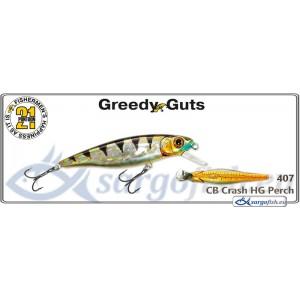 Воблер PONTOON 21 Greedy GUTS SR 44SP - 407