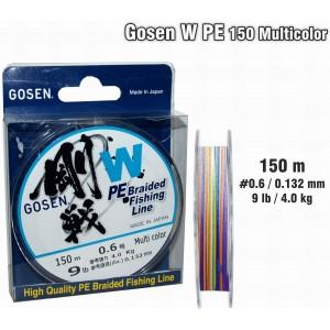 Плетеная леска GOSEN W PE - 0.6