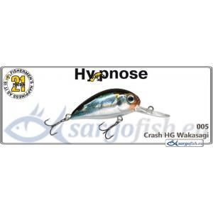 Воблер PONTOON 21 Hypnose MDR 38F - 005