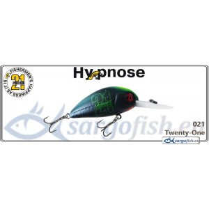 Воблер PONTOON 21 Hypnose MDR 38F - 021