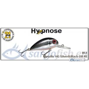 Воблер PONTOON 21 Hypnose MDR 38F - 051