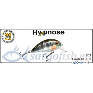 Воблер PONTOON 21 Hypnose SR 38F - 007