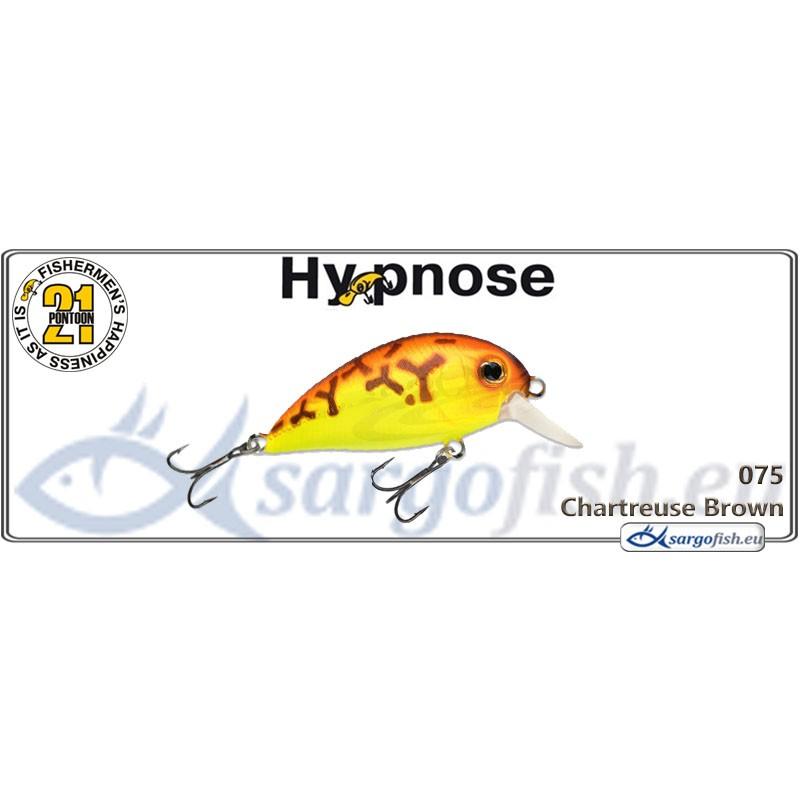 Воблер PONTOON 21 Hypnose SR 38F - 075