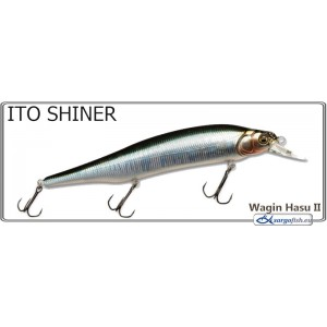 Воблер MEGABASS ITO Shiner - Wagin Hasu II