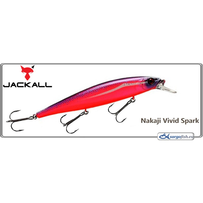 Воблер JACKALL MagSquad 128SP - 467