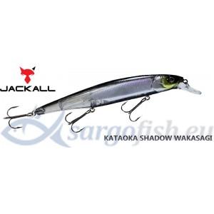 Воблер JACKALL «MagSquad» 128SP - Kataoka Shadow Wakasagi