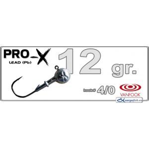 Головка для джига PRO-X 4/0 - 12.0