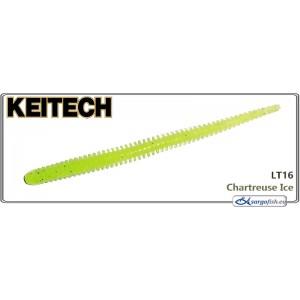 Силиконовая приманка KEITECH Easy SHAKER 4.5 - LT16