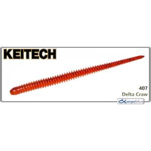 Силиконовая приманка KEITECH Easy SHAKER 5.5 - 407