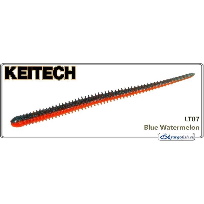 Силиконовая приманка KEITECH Easy SHAKER 5.5 - LT07