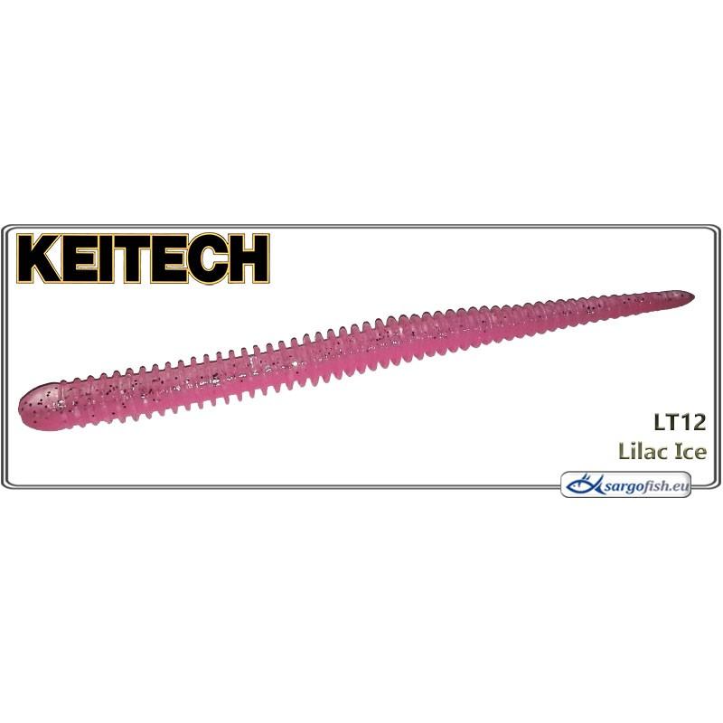 Силиконовая приманка KEITECH Easy SHAKER 5.5 - LT12