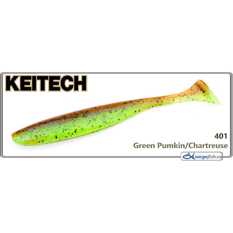 Силиконовая приманка KEITECH Easy SHINER 2.0 - 401
