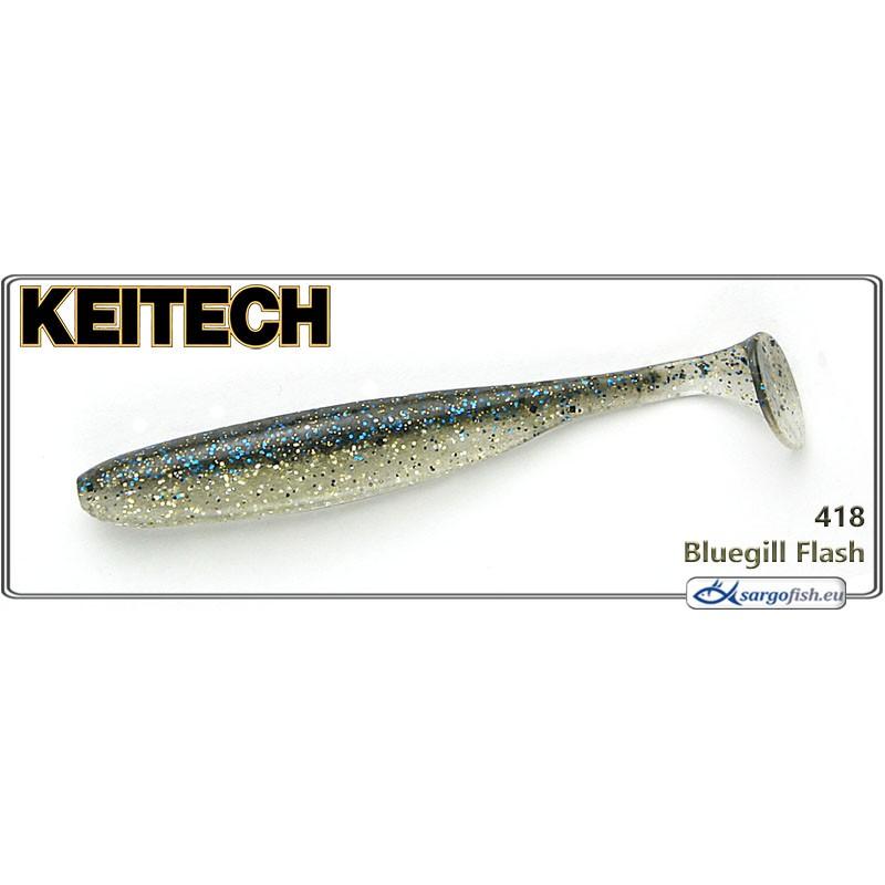 Силиконовая приманка KEITECH Easy SHINER 2.0 - 418