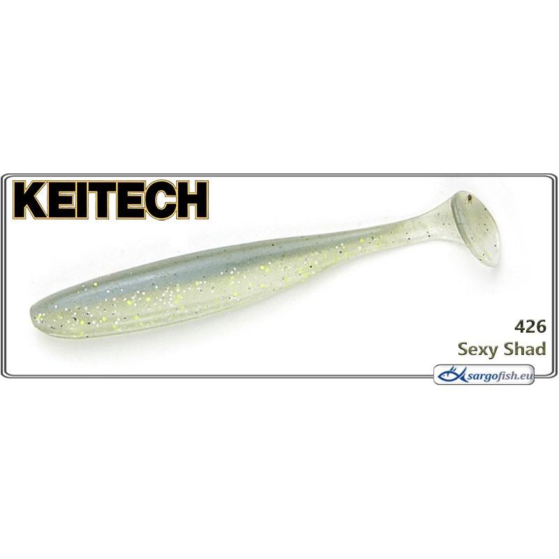 Силиконовая приманка KEITECH Easy SHINER 3.0 - 426