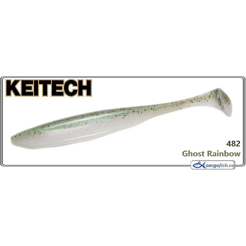 Силиконовая приманка KEITECH Easy SHINER 3.5 - 482