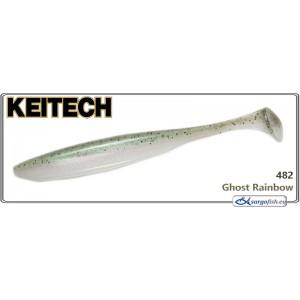 Силиконовая приманка KEITECH Easy SHINER 4.0 - 482