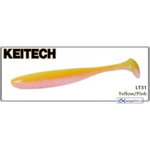 Силиконовая приманка KEITECH Easy SHINER 4.0 - LT31