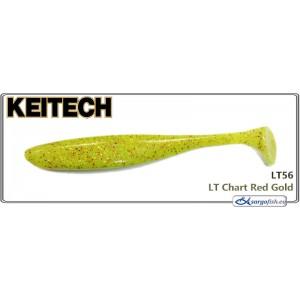 Силиконовая приманка KEITECH Easy SHINER 4.0 - LT56