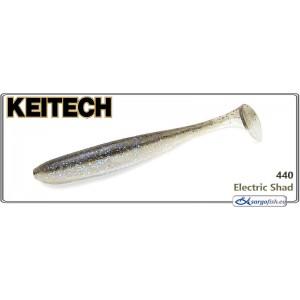 Силиконовая приманка KEITECH Easy SHINER 4.5 - 440