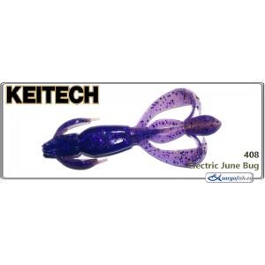 Силиконовая приманка KEITECH Crazy FLAPPER 2.8 - 408