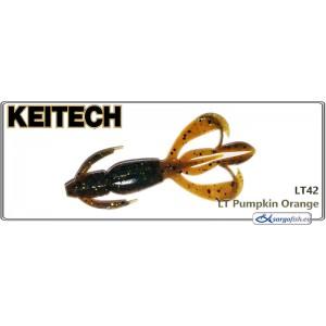 Силиконовая приманка KEITECH Crazy FLAPPER 2.8 - LT42