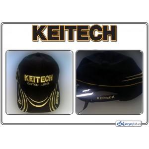 Кепка KEITECH «Custom Luers» - black