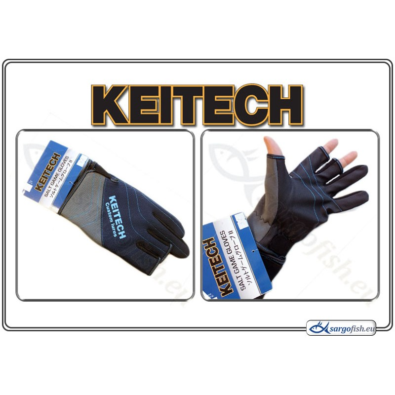 Перчатки KEITECH Salt Game - L