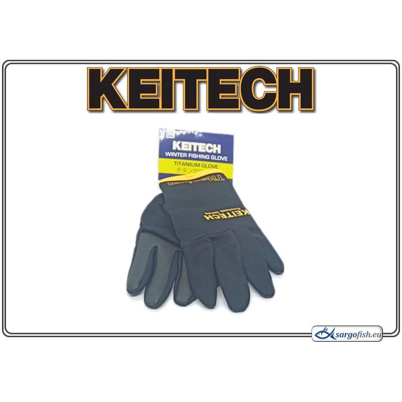 Перчатки KEITECH Titanium PLUS - L