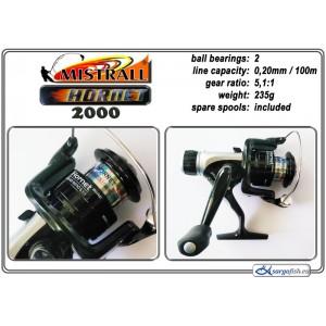 Катушка MISTRALL Hornet - 2000 RD