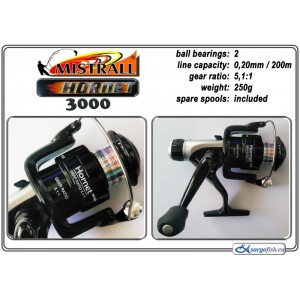 Катушка MISTRALL Hornet - 3000 RD