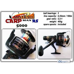 Катушка MISTRALL Carp MAX - 5000 RS