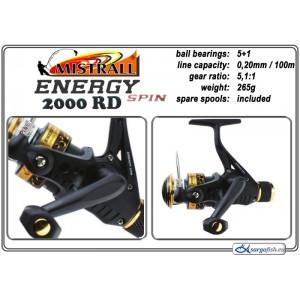 Катушка MISTRALL Energy - 2000 RD