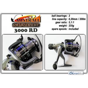 Катушка MISTRALL Magic - 3000 RD