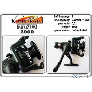Катушка MISTRALL Tino - 2000 RD