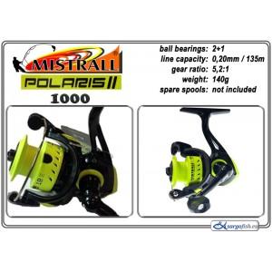 Катушка MISTRALL Polaris II - 1000
