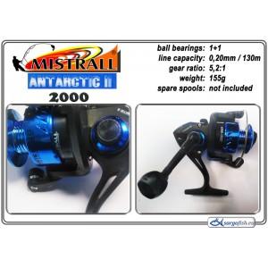 Катушка MISTRALL Antarctic II - 2000