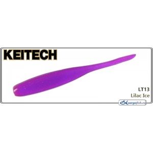 Силиконовая приманка KEITECH Shad IMPACT 2.0 - LT13