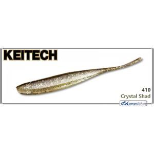 Силиконовая приманка KEITECH Shad IMPACT 4.0 - 410