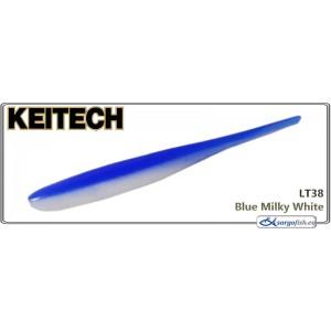 Силиконовая приманка KEITECH Shad IMPACT 5.0 - LT38
