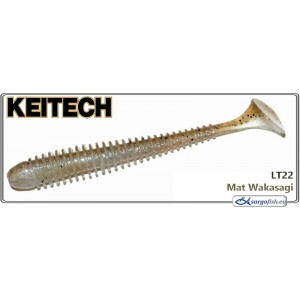 Силиконовая приманка KEITECH Swing IMPACT 2.0 - LT22