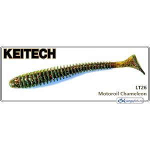 Силиконовая приманка KEITECH Swing IMPACT 2.0 - LT26