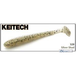 Силиконовая приманка KEITECH Swing IMPACT 2.5 - 320