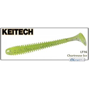 Силиконовая приманка KEITECH Swing IMPACT 2.5 - LT16