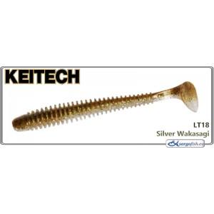 Силиконовая приманка KEITECH Swing IMPACT 2.5 - LT18