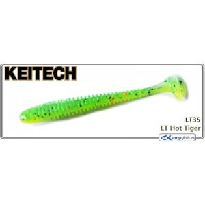 Силиконовая приманка KEITECH Swing IMPACT 2.5 - LT35