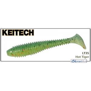 Силиконовая приманка KEITECH Swing IMPACT FAT 2.8 - LT35