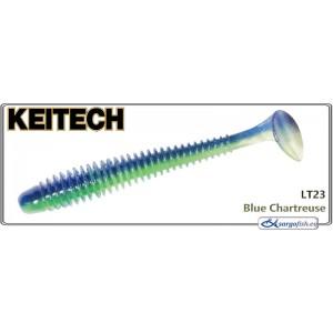 Силиконовая приманка KEITECH Swing IMPACT 3.0 - LT23