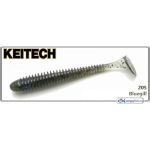Силиконовая приманка KEITECH Swing IMPACT 4.0 - 205