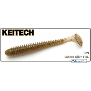 Силиконовая приманка KEITECH Swing IMPACT 4.0 - 309
